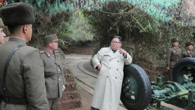 Photo of كوريا الشمالية تجري اختبارا صاروخيا جديدا