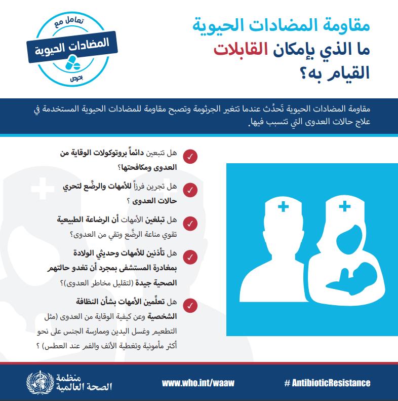 الرسوم التوضحية – منظمة الصحة العالمية