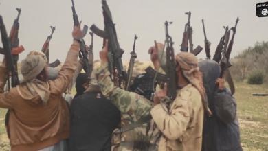 """Photo of """"إرهاب سيناء"""" يُطل برأسه.. ويبايع القرشي"""