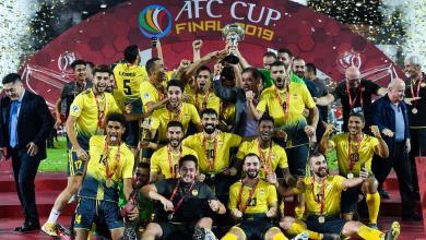 Photo of العهد اللبناني يُحقق لقب بطولة كأس الاتحاد الآسيوي