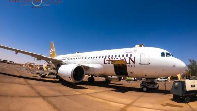 """Photo of """"الليبية"""" تعلن عن تسيير رحلات للركاب العالقين في عمّان والإسكندرية"""