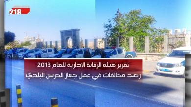 Photo of أبرز مُخالفات الحرس البلدي التي رصدها تقرير هيئة الرقابة