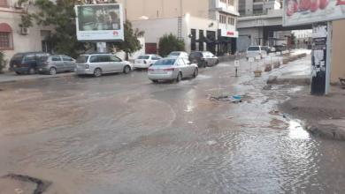 "Photo of بلدية طرابلس تكشف سبب تسرّب المياه بمنطقة ""الكازا"""