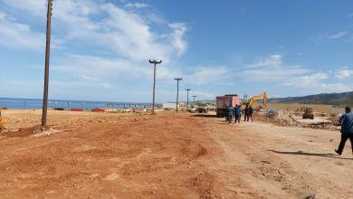 "Photo of ""المؤقتة"" تتفقد مشروع محطة سوسة الغازية"
