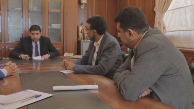 Photo of بومطاري يعرض لمعيتيق أسباب تأخر الترتيبات المالية
