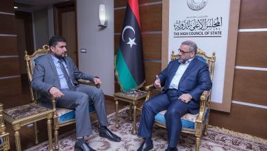 Photo of توحيد مرتبات الموظفين على طاولة المشري وبومطاري