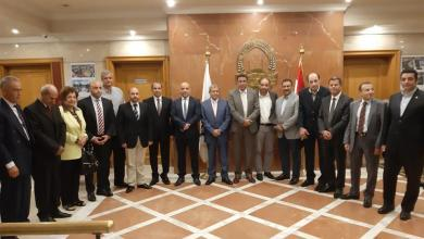 Photo of مباحثات ليبية مصرية لتعزيز التعاون الاقتصادي