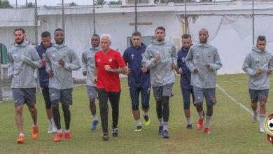 Photo of المنتخب الوطني يبدأ معسكره التدريبي في تونس