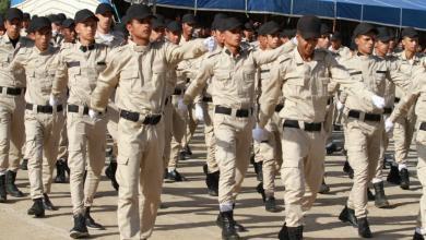 Photo of تخريج تاريخي لأعضاء شرطة في البيضاء