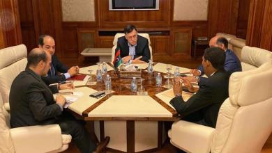 Photo of الرئاسي يبحث تطورات الأوضاع في طرابلس