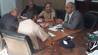 Photo of اجتماع لتطوير الأداء الأمني بالمنافذ في طرابلس