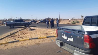 Photo of مكتب الحراسات سبها ينشر دورياته الأمنية بالمنطقة