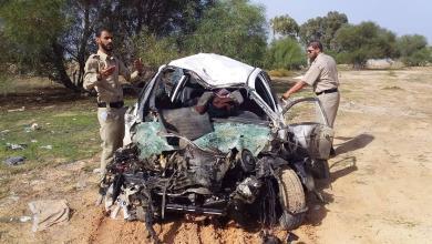 Photo of بالصور.. 3 وفيات بحادث مروّع على طريق المطار