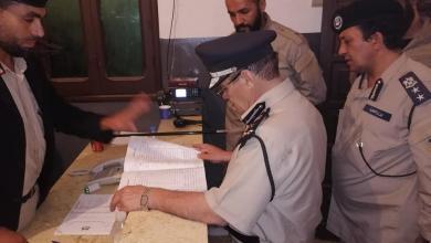 Photo of مدير أمن طرابلس يشدد على ضرورة الضبط والربط