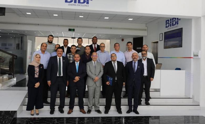 المؤسسة الليبية للاستثمار تعقد اجتماعات عمل في البحرين