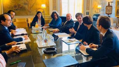 Photo of معيتيق يلتقي مبعوث الرئيس الفرنسي إلى ليبيا