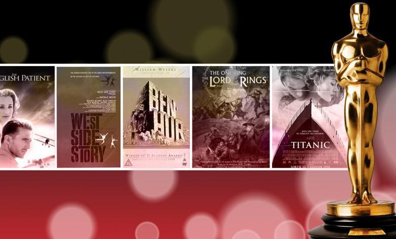 Photo of أكثر الأفلام حصولا على الأوسكار