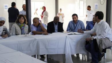 Photo of أوضاع المهاجرين بمراكز الإيواء على طاولة البحث