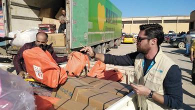 """Photo of """"يونيسف"""" تقدّم مساعدات لنازحين في طرابلس"""