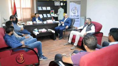 Photo of بحث موعد البدء بصيانة المدينة الرياضية في بنغازي