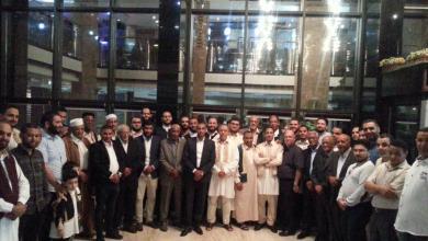 Photo of طرابلس تشهد احتفالية بمناسبة الإفراج عن القافلة الطبية غدامس