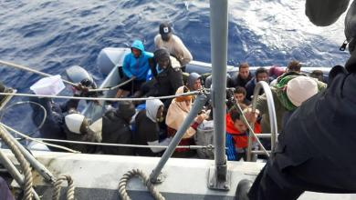 Photo of البحرية الليبية تُنقذ 383 مهاجرا في 5 عمليات