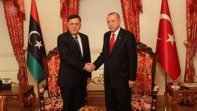 """Photo of أردوغان يتغزّل باتفاقيته مع السراج: """"جسر بحري رائع"""""""