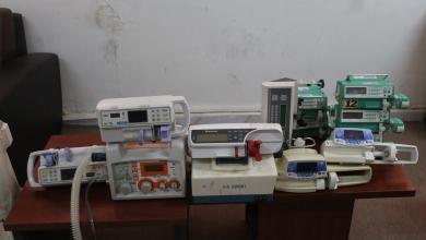 Photo of سارقو معدات طبية بقبضة أمن طرابلس (صور)