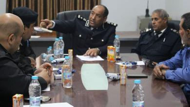 Photo of تشكيل غرفة أمنية مشتركة في امساعد
