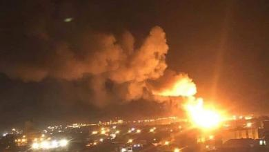 Photo of سلاح الجو يضرب مواقع عسكرية بـِ مصراتة