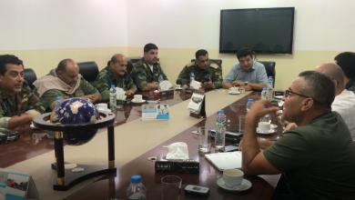 Photo of اجتماع لمناقشة تنظيم بطولة للغوص في بنغازي