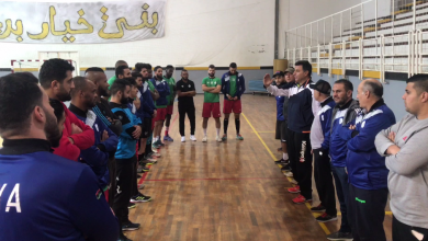 Photo of منتخب كرة اليد يواصل معسكره التدريبي في تونس