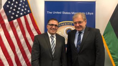 """Photo of السفير المالطي: الحل السياسي هو """"الأمل الوحيد"""" لليبيا"""