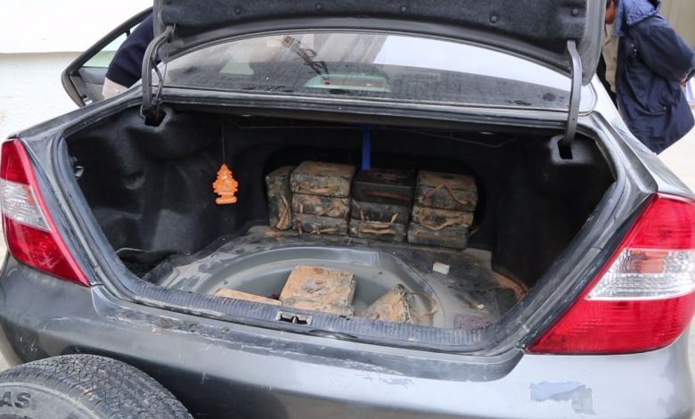 Photo of ضبط 20 حقيبة متفجرة في البيضاء