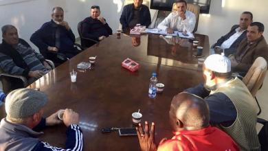 Photo of اللجنة التسييرية لنادي الترسانة تباشر عملها