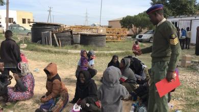 Photo of صبراتة.. ضبط 76 مهاجرا يعتزمون الوصول لإيطاليا