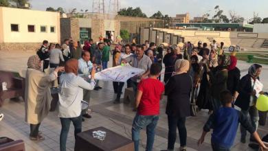 """Photo of """"عيش اللحظة"""" .. محفل ببنغازي لأجل حقوق ذوي الإعاقة"""