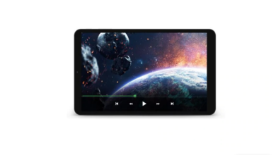 Photo of شركة LG تطلق جهازا لوحيا جديدا ببطارية خارقة