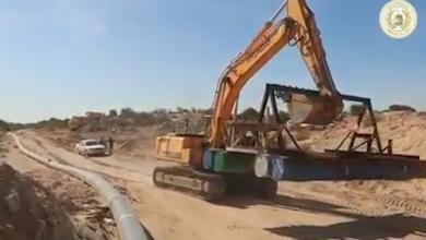 Photo of زليتن تنفذ مشروع ضخ مياه الصرف الصحي للبحر