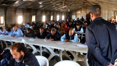 Photo of إجراء امتحانات ترقية ضباط الصف في الزنتان