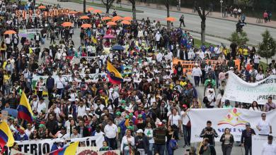 Photo of مظاهرات كولومبيا تشتعل.. وفرض حظر تجول بالعاصمة