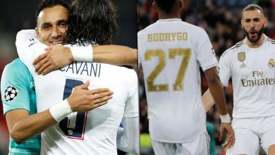 Photo of أبطال أوروبا.. باريس يتأهل والريال يلحقه