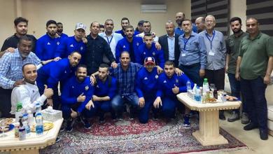 Photo of بعثة منتخب الصالات تعود إلى ليبيا