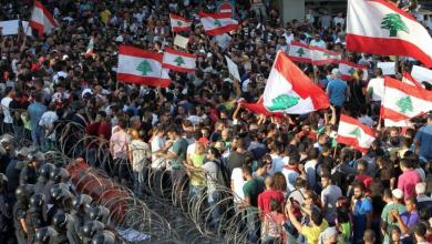 """Photo of الاحتجاجات تضع نفوذ إيران في """"العراق ولبنان"""" على المحك"""