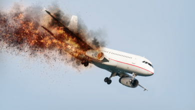 صورة أسوأ الكوارث الجوية التي شهدها العالم