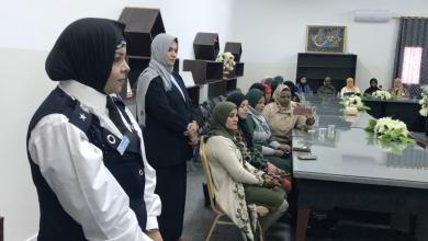 Photo of جهود اجتماعية لتكريس دور المرأة في المصالحة