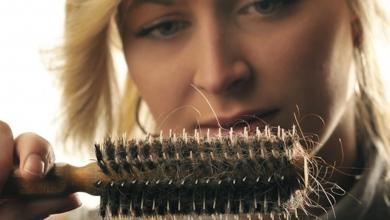 """Photo of """"نصائح ألمانية"""" لتجنّب تساقط الشعر في الشتاء"""