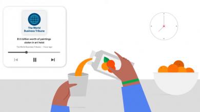 Photo of غوغل تُواصل تطوير أدوات مساعدها الصوتي