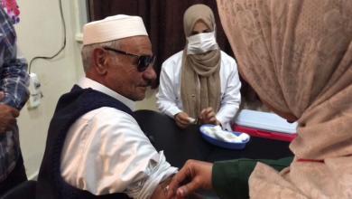 Photo of طبرق .. حملة تطعيمات ضد الإنفلونزا
