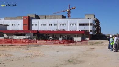 Photo of زوارة .. مشروع تطوير المستشفى